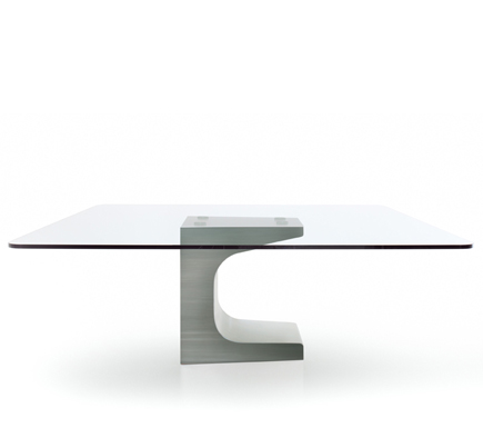 TABLE OSCAR NIEMEYER